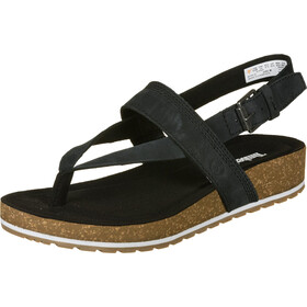 Timberland Malibu Waves Sandals Women, black nubuck